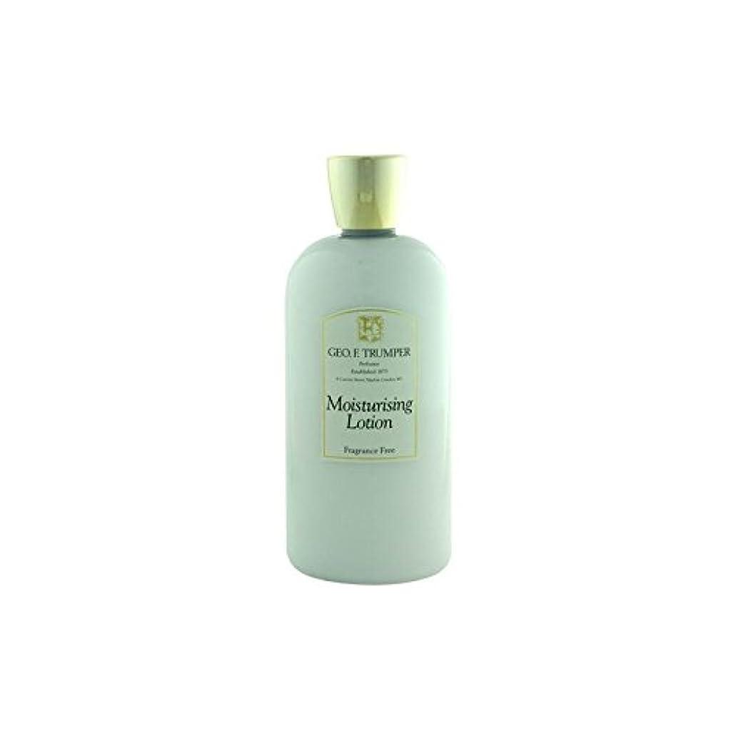 松の木うんざり定期的にTrumpers Fragrance Free Moisturiser - 500ml Travel - 無香料の保湿剤を - 500ミリリットル旅 [並行輸入品]