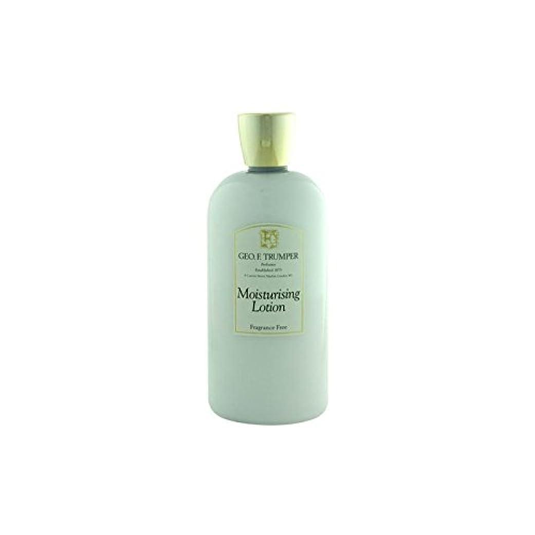 キャベツ然としたずるいTrumpers Fragrance Free Moisturiser - 500ml Travel - 無香料の保湿剤を - 500ミリリットル旅 [並行輸入品]