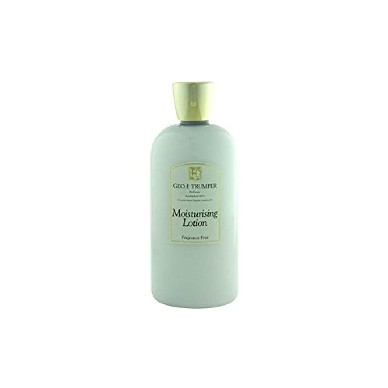 ブランデー曲げる不倫Trumpers Fragrance Free Moisturiser - 500ml Travel (Pack of 6) - 無香料の保湿剤を - 500ミリリットル旅 x6 [並行輸入品]
