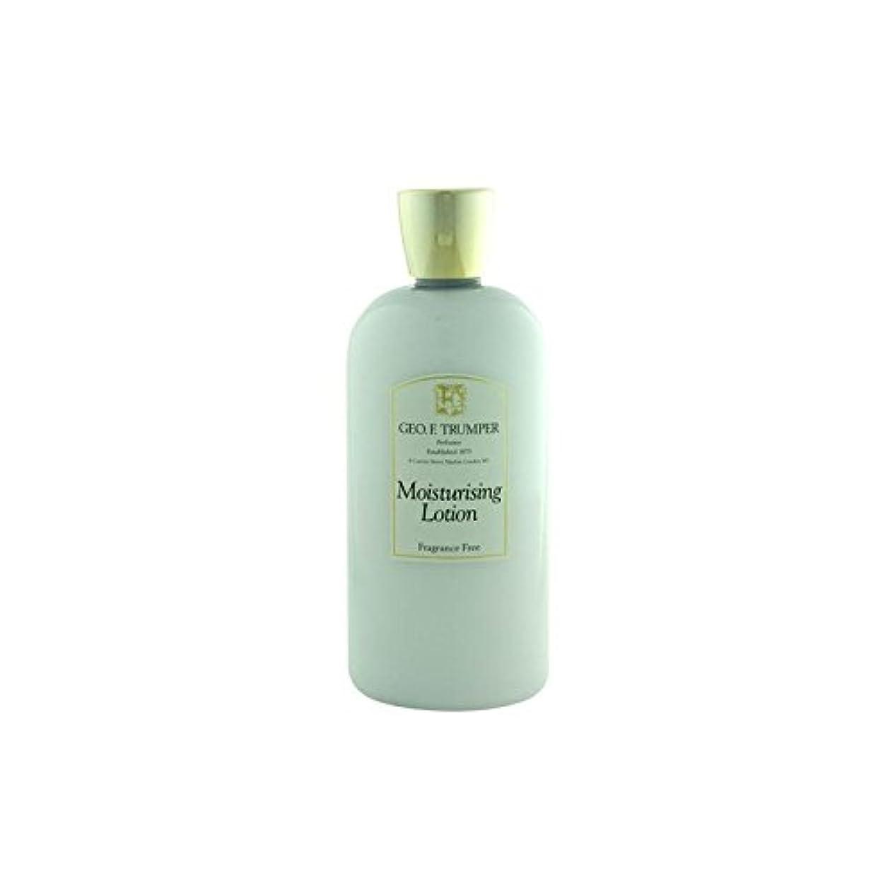 期間保安滝Trumpers Fragrance Free Moisturiser - 500ml Travel - 無香料の保湿剤を - 500ミリリットル旅 [並行輸入品]