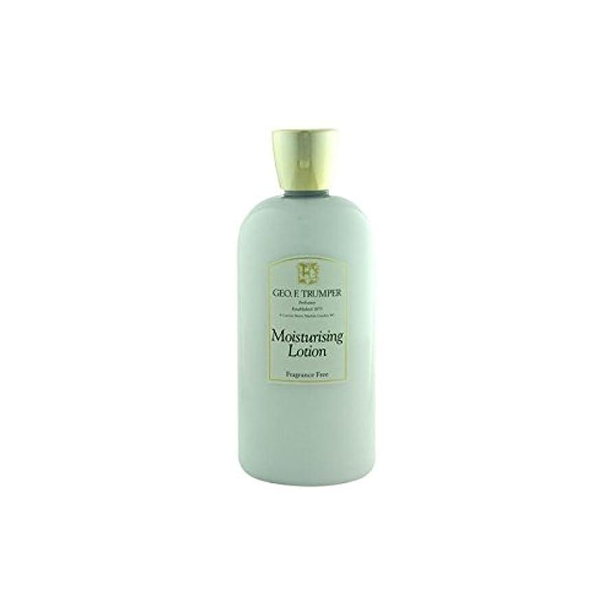 内向きフリンジ従順Trumpers Fragrance Free Moisturiser - 500ml Travel - 無香料の保湿剤を - 500ミリリットル旅 [並行輸入品]