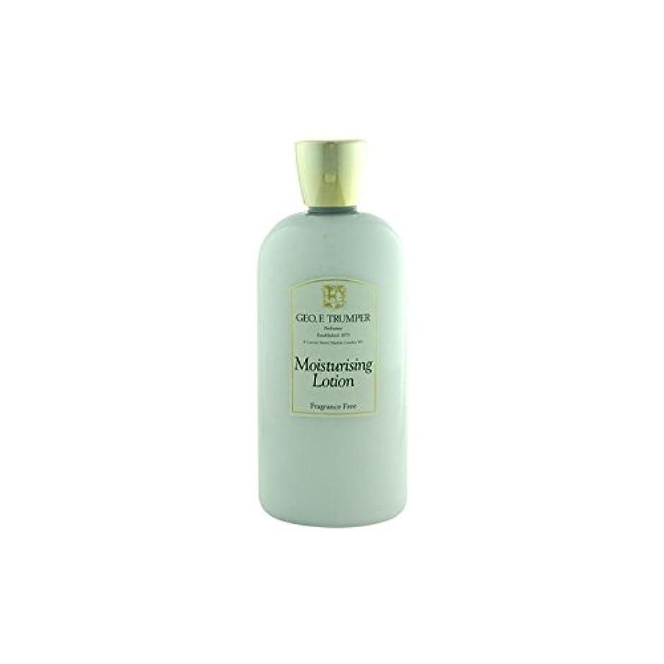 一モルヒネ猫背Trumpers Fragrance Free Moisturiser - 500ml Travel - 無香料の保湿剤を - 500ミリリットル旅 [並行輸入品]