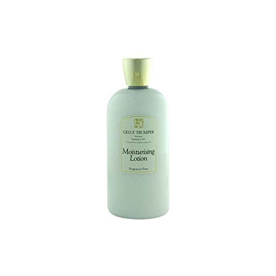 テニス道に迷いました袋Trumpers Fragrance Free Moisturiser - 500ml Travel (Pack of 6) - 無香料の保湿剤を - 500ミリリットル旅 x6 [並行輸入品]
