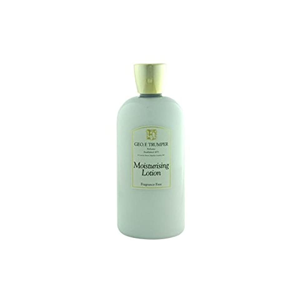 妻考慮渇きTrumpers Fragrance Free Moisturiser - 500ml Travel - 無香料の保湿剤を - 500ミリリットル旅 [並行輸入品]