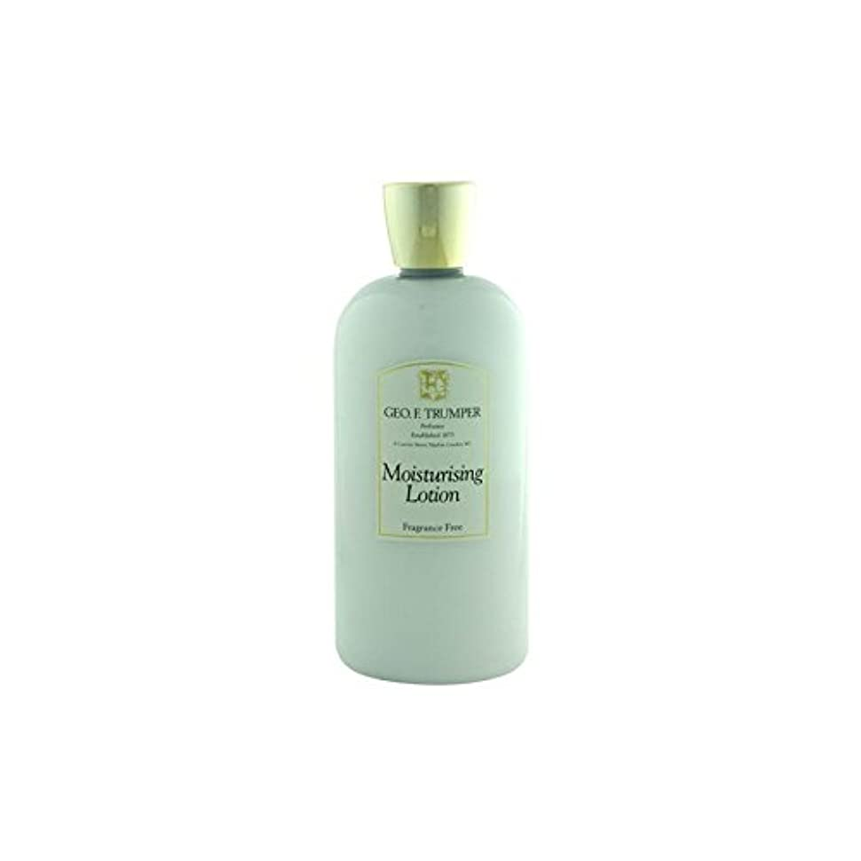 無香料の保湿剤を - 500ミリリットル旅 x2 - Trumpers Fragrance Free Moisturiser - 500ml Travel (Pack of 2) [並行輸入品]