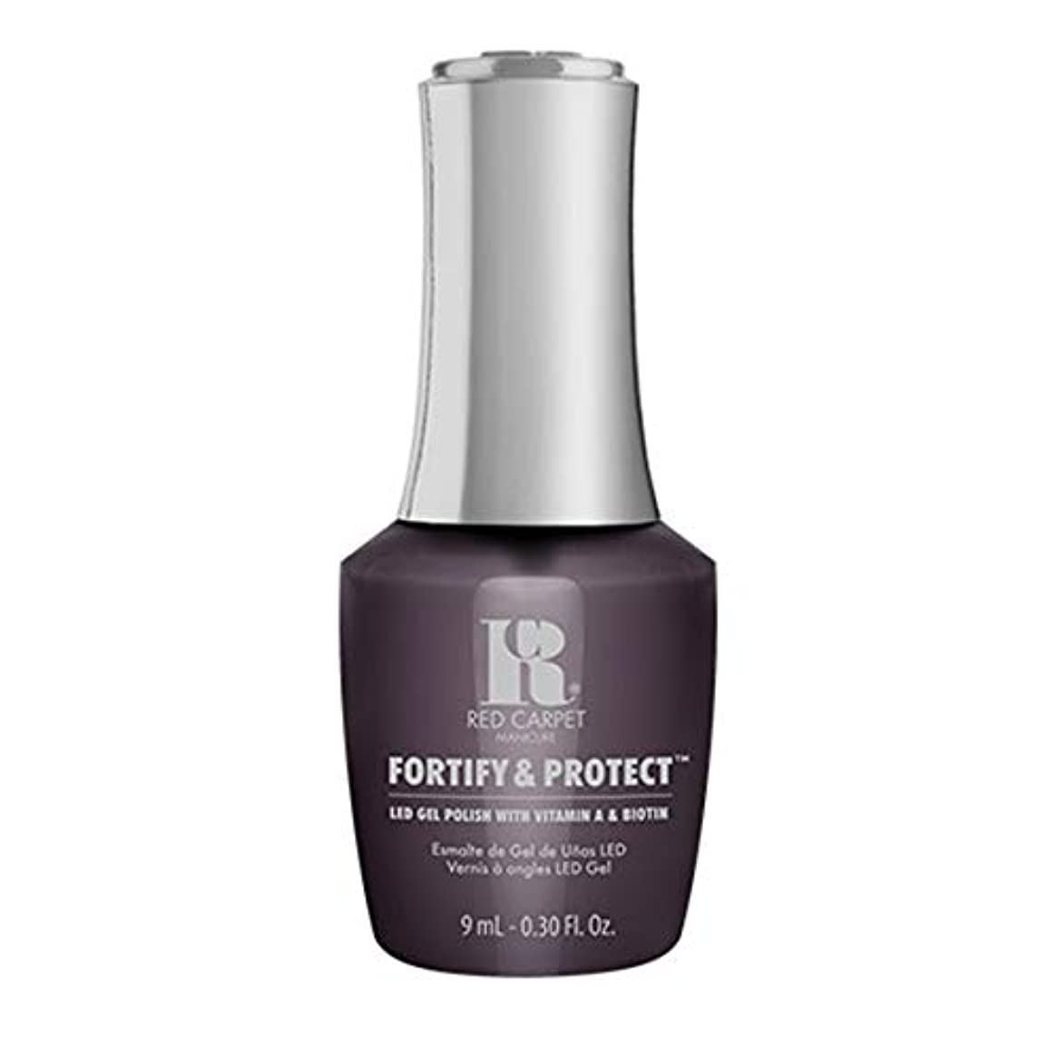 みファックスレンダーRed Carpet Manicure - Fortify & Protect - My Debut Role - 9ml / 0.30oz