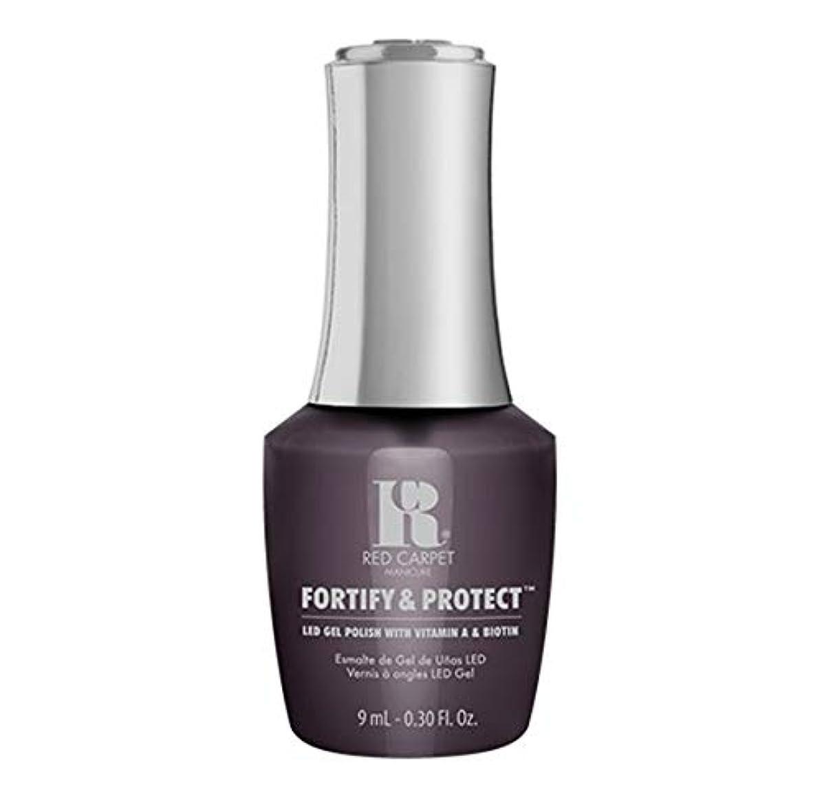 十一巧みな検閲Red Carpet Manicure - Fortify & Protect - My Debut Role - 9ml / 0.30oz