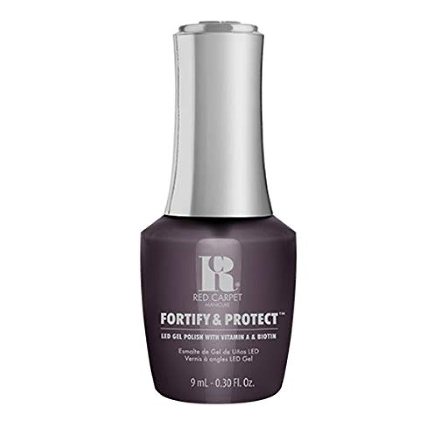 加害者クリック幅Red Carpet Manicure - Fortify & Protect - My Debut Role - 9ml / 0.30oz