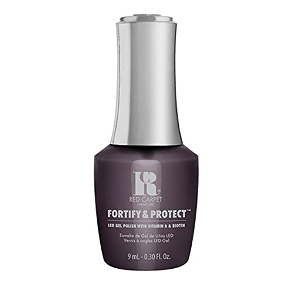 操作可能座る一般Red Carpet Manicure - Fortify & Protect - My Debut Role - 9ml / 0.30oz