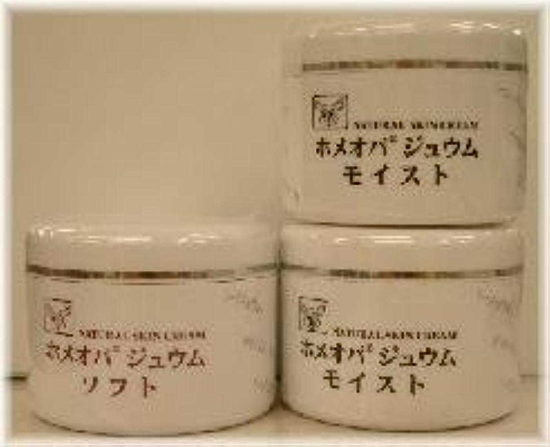 イブセージ傭兵ホメオパジュウム スキンケア商品3点 ¥10500クリームモイスト2個+クリームソフト