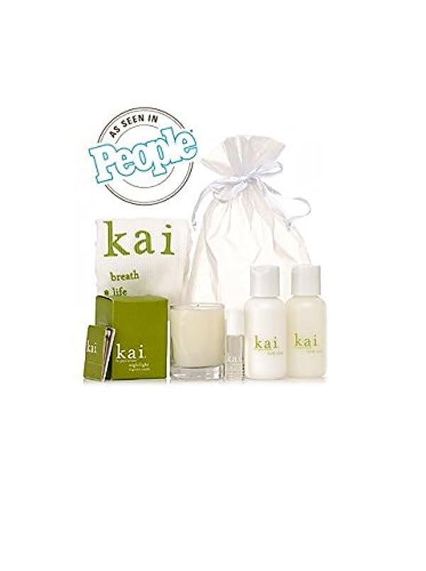 徴収周り櫛Kai gift bag (カイ ギフトバッグ) for Women
