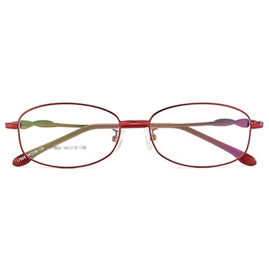 YiYi老眼鏡 老眼鏡を着用して歩くことができます。放射線防護アンチブルーレイ  HD耐疲労リーダー赤、+ 1.0?+ 3.0