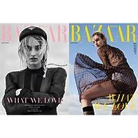 韓国雑誌 BAZAAR(バザー) 2019年 3月号 (表紙ランダム発送/ヨム・ジョンア、オ・ナラ、ユン・セア、イ・テラン、チェ・ジョンアン、SHINeeのテミン記事)