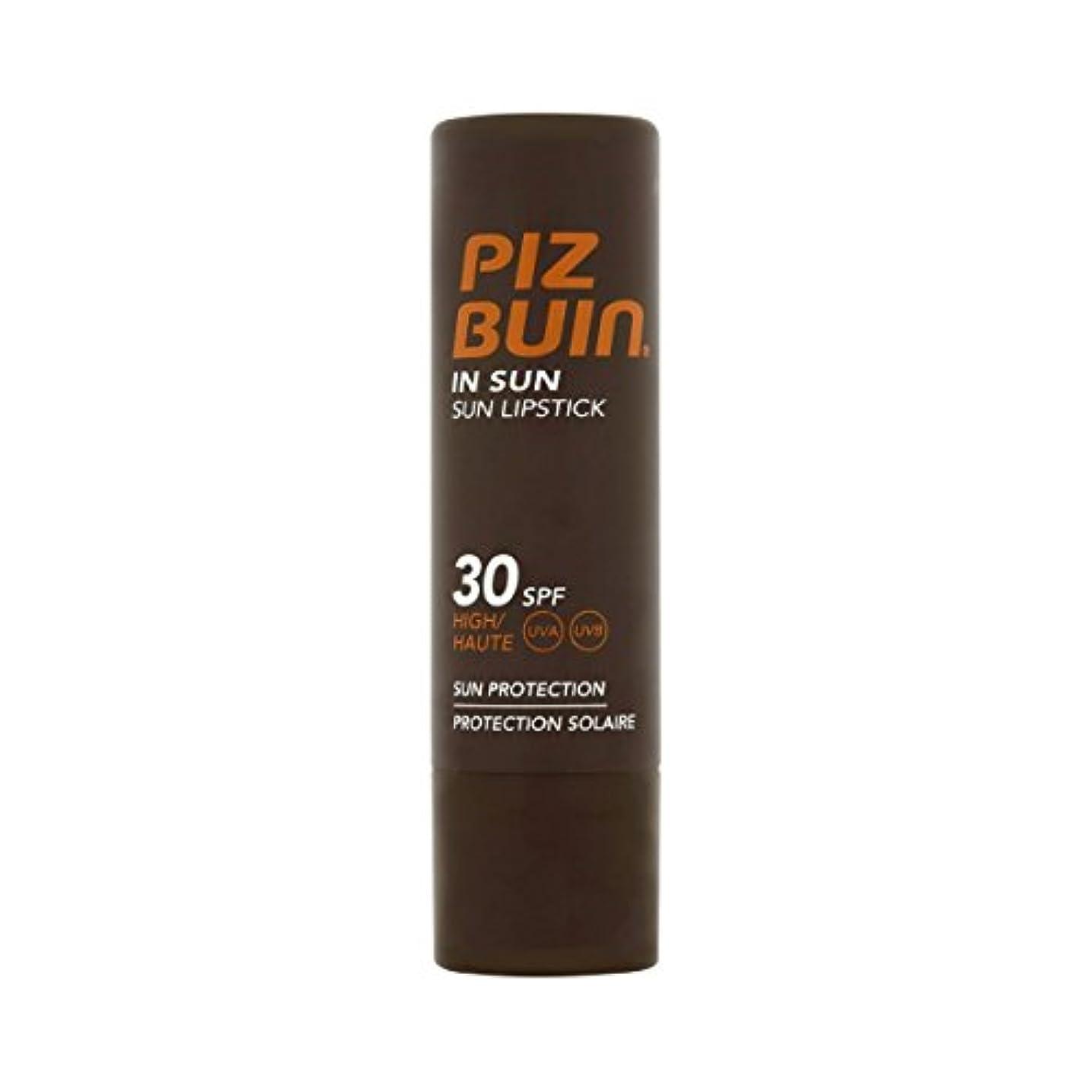 ビルダー砂の確かにPiz Buin Lipstick Spf 30 5g [並行輸入品]