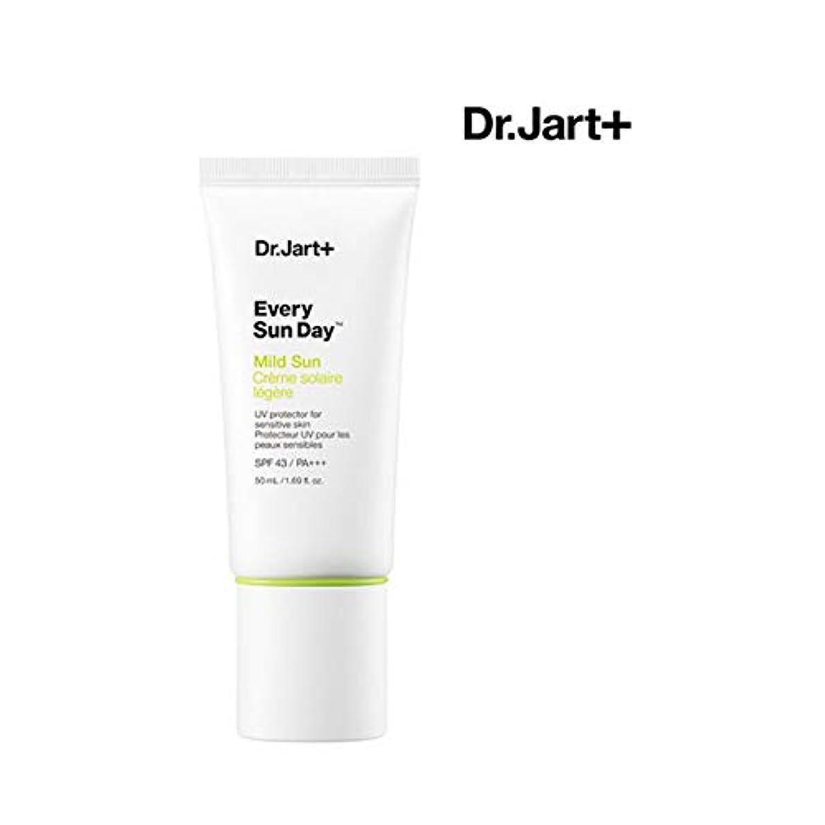 イサカカルシウム近代化ドクタージャルトゥエブリサンデーマイルドサン50mlサンクリーム韓国コスメ、Dr.Jart Every Sun Day Mild Sun 50ml Korean Cosmetics [並行輸入品]