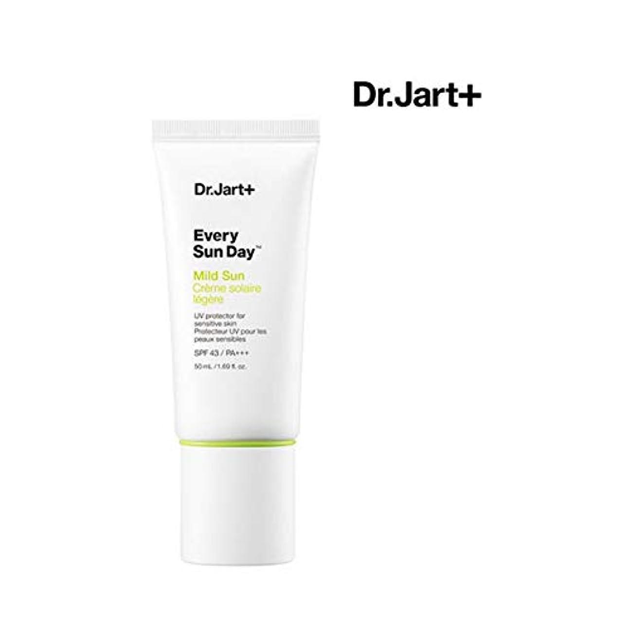 ショートカット有毒な怒るドクタージャルトゥエブリサンデーマイルドサン50mlサンクリーム韓国コスメ、Dr.Jart Every Sun Day Mild Sun 50ml Korean Cosmetics [並行輸入品]