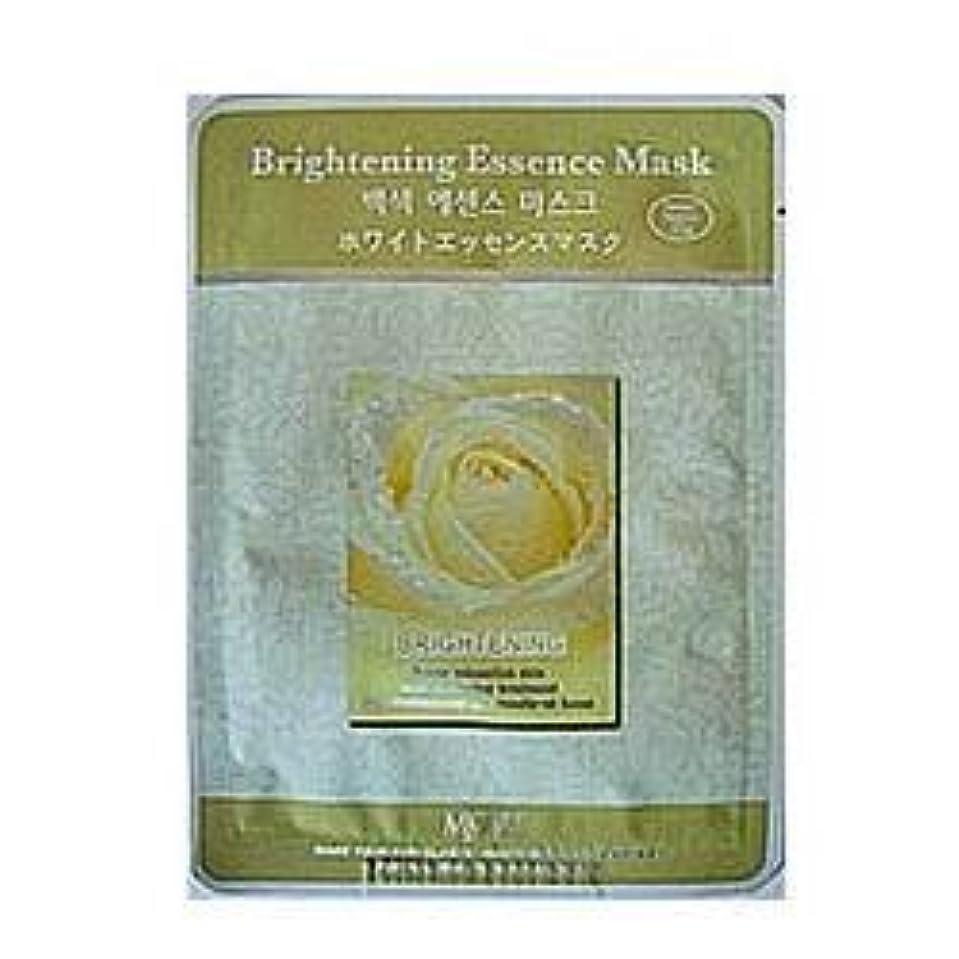 誘う規制する磁石MIJIN MJ-CARE ホワイト エッセンスマスク 23g 1枚入り