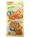 毛玉スッキリ しっとりささみ 鯛風味 20g×6袋