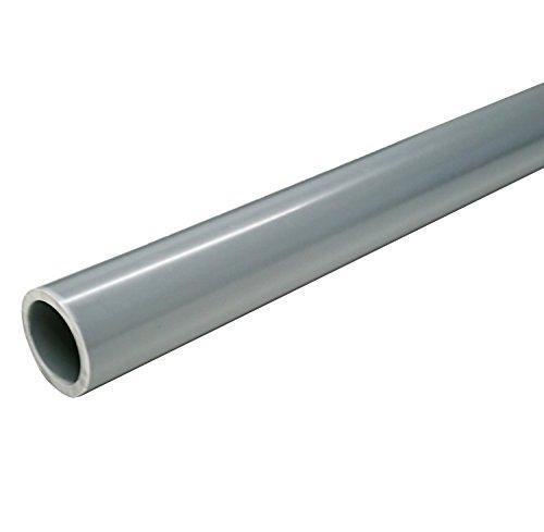 関西化工株式会社 塩ビパイプ VP PVC 10cm  (VP30 外径38mm×長さ100mm)
