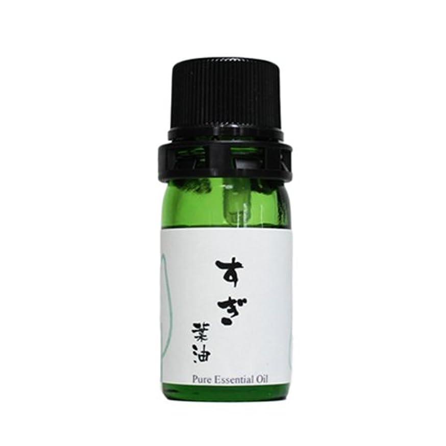 排除する深遠原始的な和精油 すぎ葉油 (紀伊半島産) エッセンシャルオイル 5ml