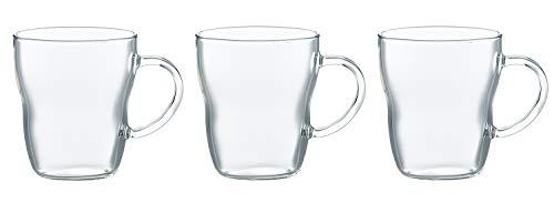 東洋佐々木ガラス 耐熱マグカップ 330ml 耐熱マグカップ 日本製 食洗機対応  3個入 TH-401-JAN