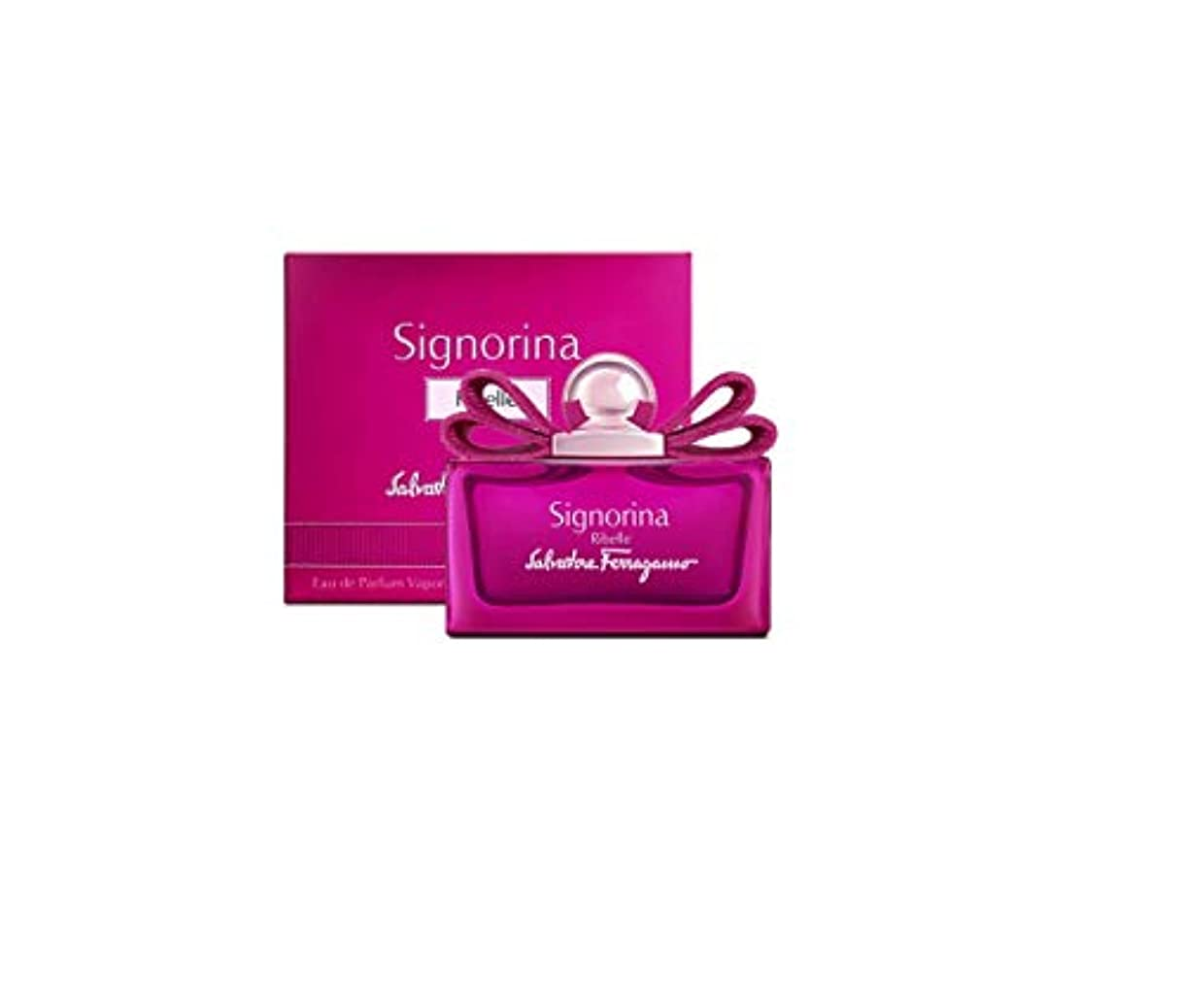 者違反するハシーSALVATORE FERRAGAMO Signorina Ribelle EDP SP 100ml