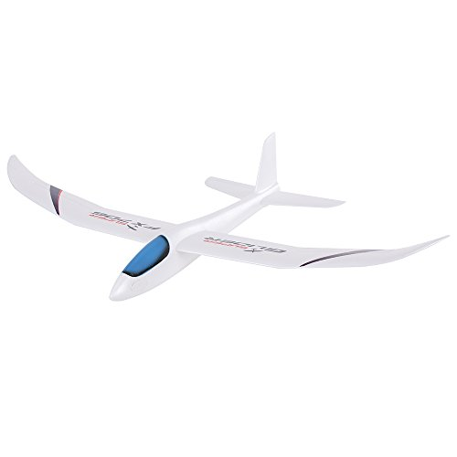 Goolsky RCレーシング飛行機 屋外 航空機 DIY FX-706 1210mm 翼幅 手投げグライダー 固定翼 航空機 RC飛行機キット