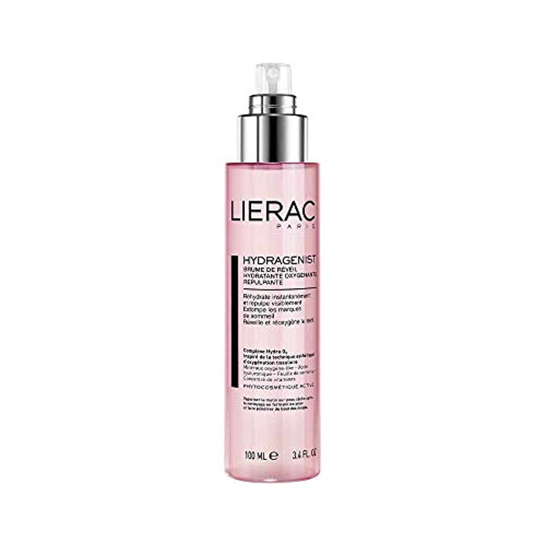 提唱するパトロンサミットリーラック Hydragenist Oxygenating Repumping Morning Moisturizing Mist 100ml/3.38oz並行輸入品