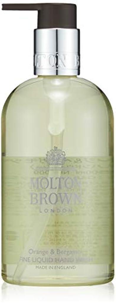 不愉快歩き回るまもなくMOLTON BROWN(モルトンブラウン) オレンジ&ベルガモット コレクション O&B ハンドウォッシュ