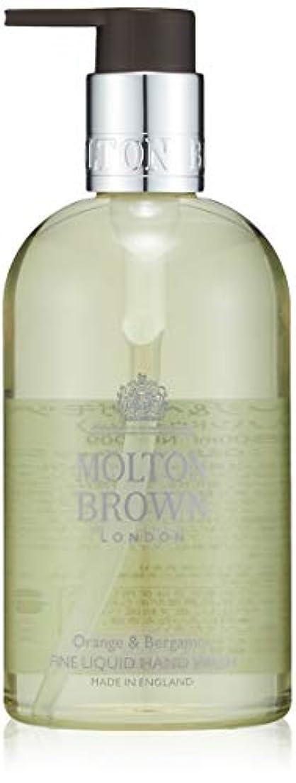 休憩まつげ征服者MOLTON BROWN(モルトンブラウン) オレンジ&ベルガモット コレクション O&B ハンドウォッシュ