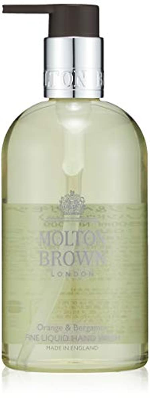 消費引き潮キャッシュMOLTON BROWN(モルトンブラウン) オレンジ&ベルガモット コレクション O&B ハンドウォッシュ