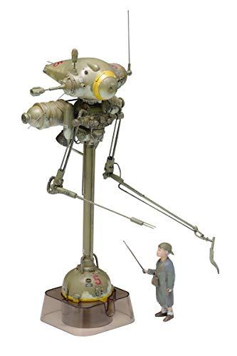 ウェーブ マシーネンクリーガー ノイスポッター 1/20スケール 全高約28cm プラモデル MK-050