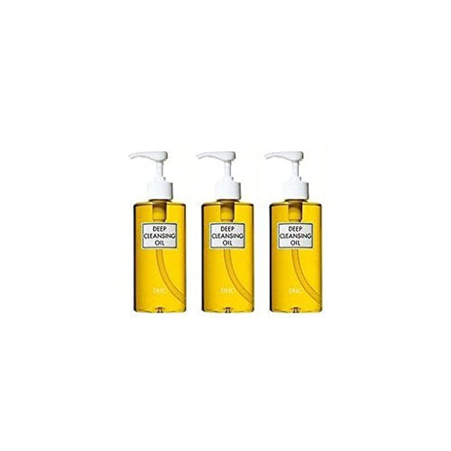 カウボーイ眠る勇気のあるDHC薬用ディープクレンジングオイル(L)3本セット