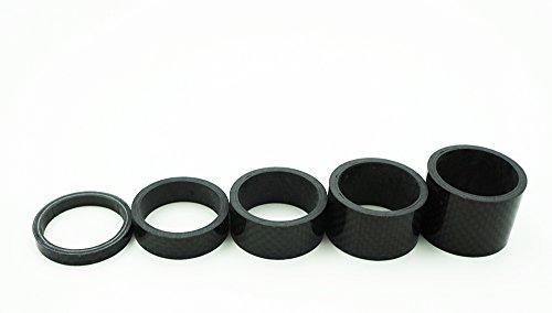 Shop XJ ロードバイク カーボン コラム ヘッド スペーサー 口径 28.6mm (25)