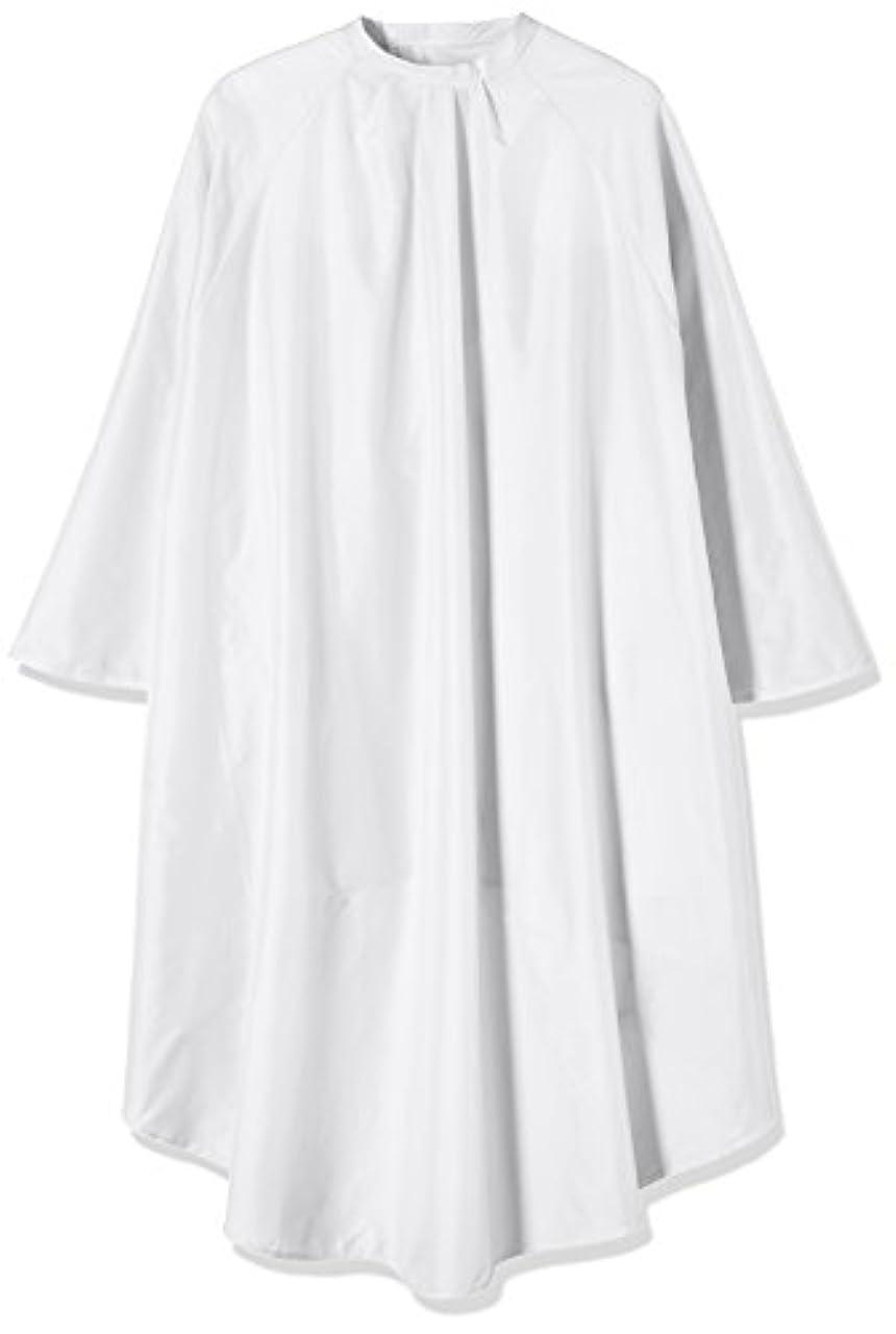 忘れっぽい自分化学薬品TBG 袖付カットクロス CNR002S ホワイト