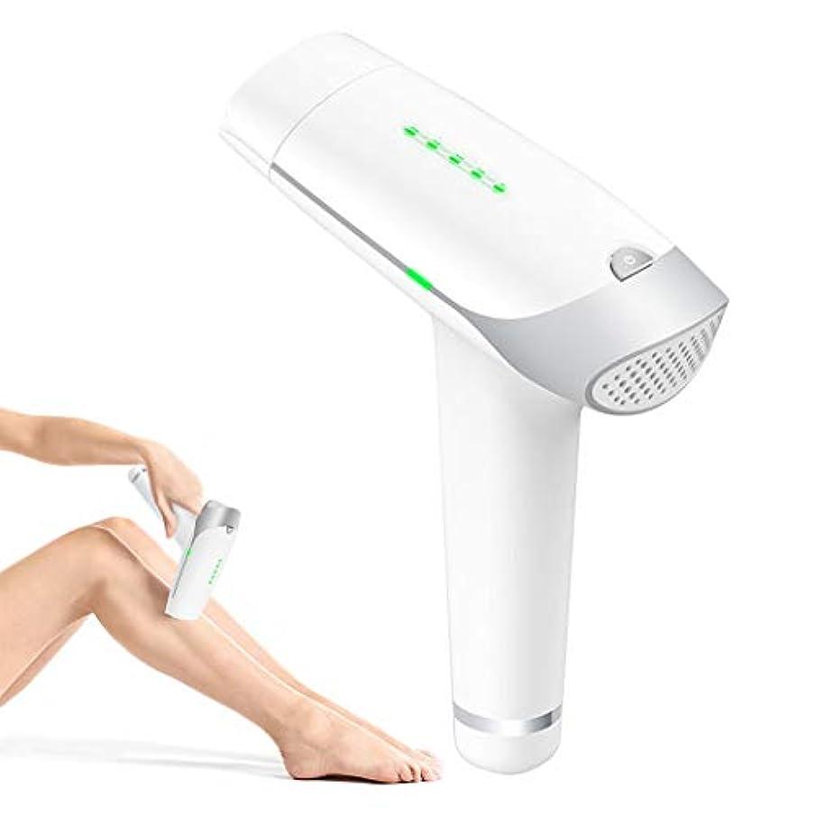 プラグ干渉する残高痛みのない電気脱毛器、体、顔、ビキニ、脇の下の痛みのない脱毛器のための脱毛装置