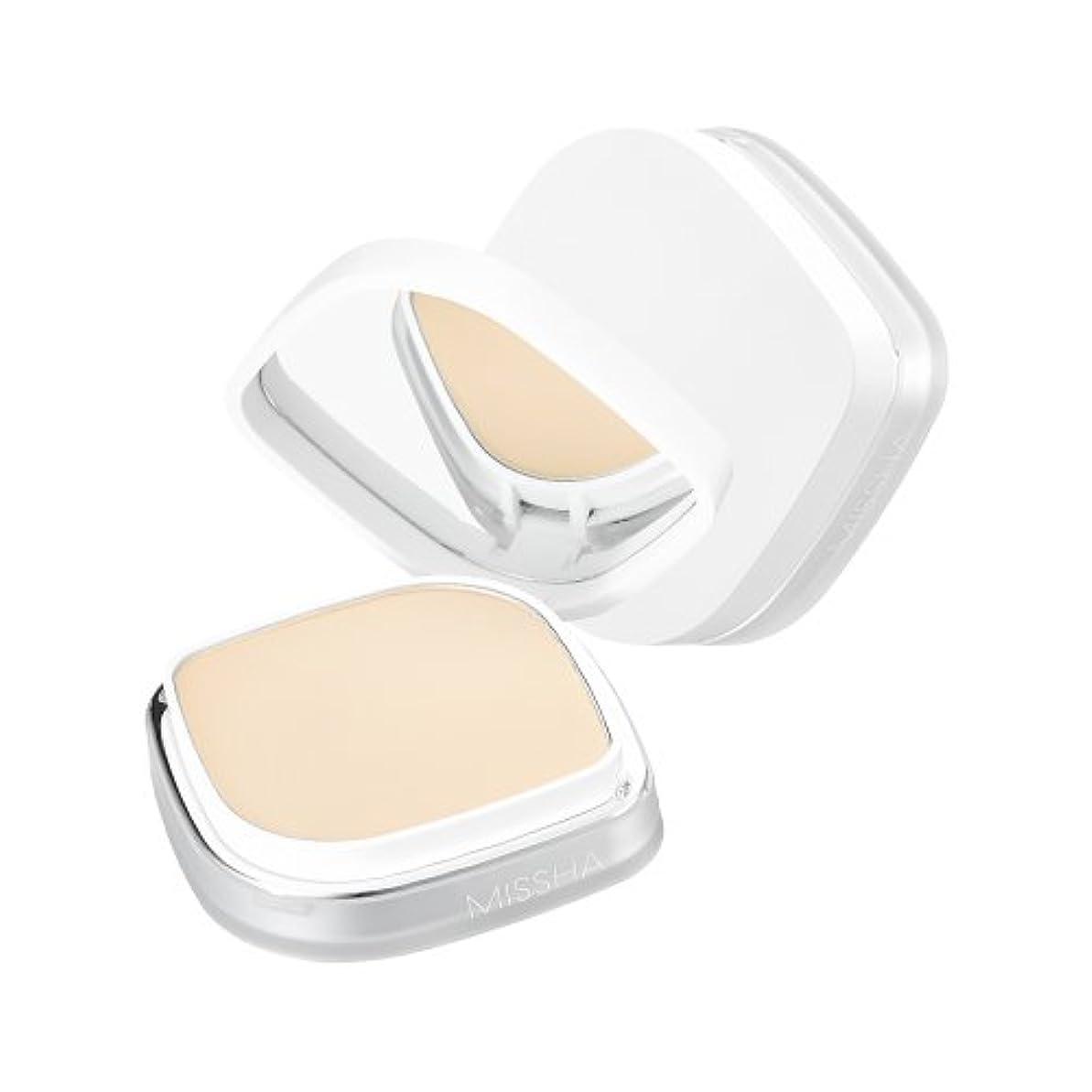 眼印象的シャンプー[Renewal] MISSHA Signature Science Blanc Pact #Vanilla/ ミシャ シグネチャー サイエンス ブラン パクトSPF50+ PA+++ [並行輸入品]