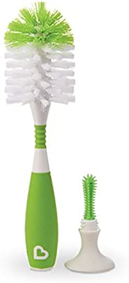 Munchkin Bristle Bottle Cleaning Brush, Color May Vary