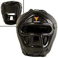 ProForce Thunder Black Vinyl Head Guard w/ Face Shield Large/X-Large 1 packs