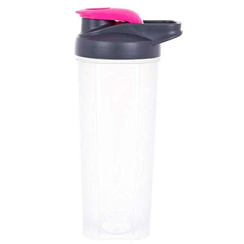 ハンドル 蛋白質 粉 飲料 薬 混合の撹拌のびんが付いている 水差しの振動のコップ