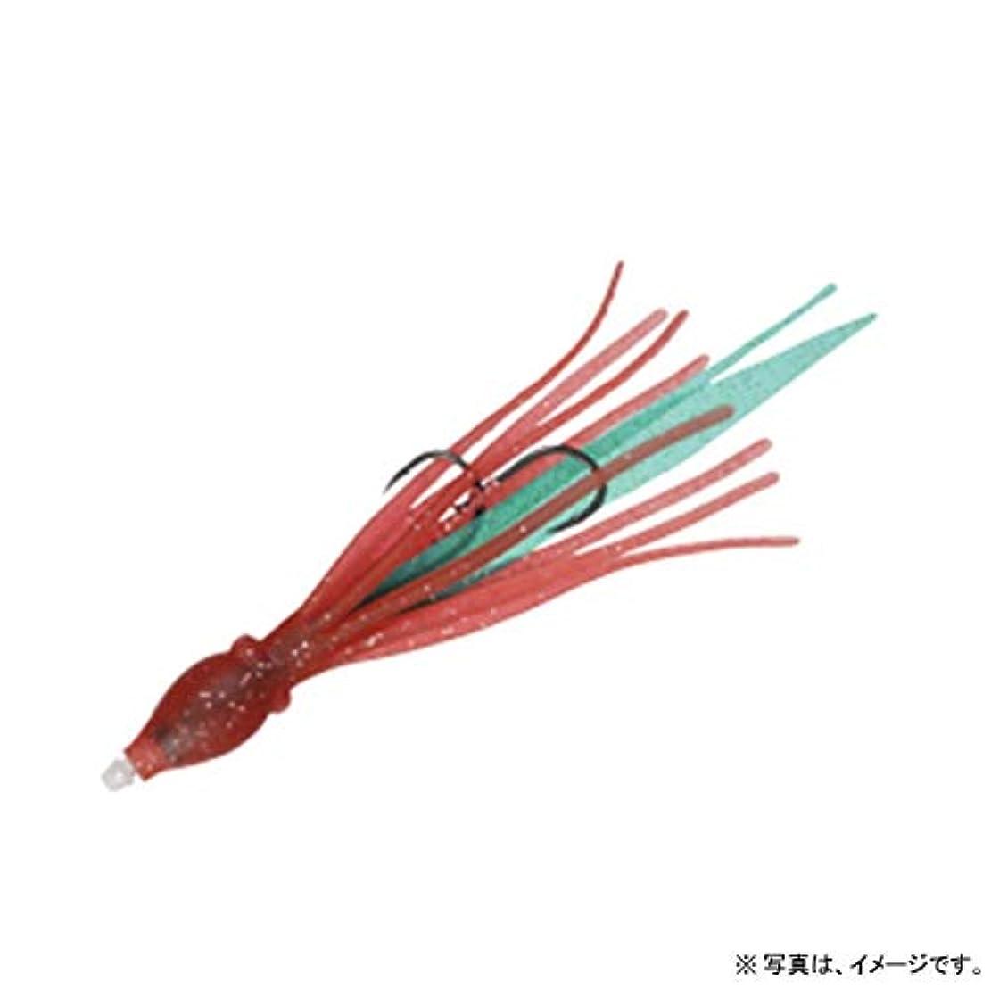 ナインへダイヤモンド新年ダイワ(Daiwa) タイラバ タコマラカスユニット 紅牙 SS M ブラッディ/グリーンラメ