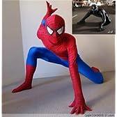 スパイダーマン 風 コスプレ衣装 zhizhu1 (男性Lサイズ)他、サイズあります!