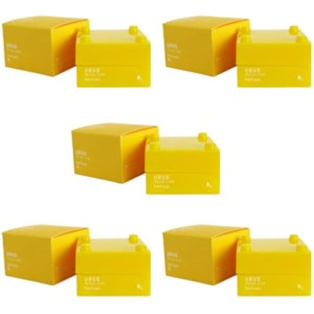 へこみ残る頭【X5個セット】 デミ ウェーボ デザインキューブ ハードワックス 30g hard wax DEMI uevo design cube