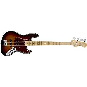 Fender フェンダー エレキベース AM STANDARD J BASS MN 3TS