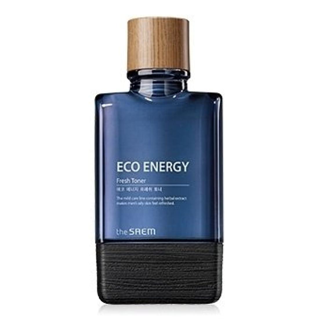 大学生アンティーク誇りThe Saem ECO ENERGY Fresh Toner(For Oily Skin) ザセム エコエネルギーフレッシュトナー(オイリー肌用) [並行輸入品]