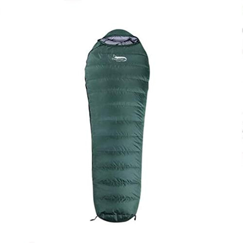 凍った母性栄光のLGFV-ミイラ寝袋イージーケアオールシーズン寝袋暖かい子供キャンプバッグ大人と子供のための5℃の極端な温度