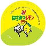 ニチレイフーズ 冷凍 はちみつ レモン ゼリー 60g×80個(40個入り×2箱)