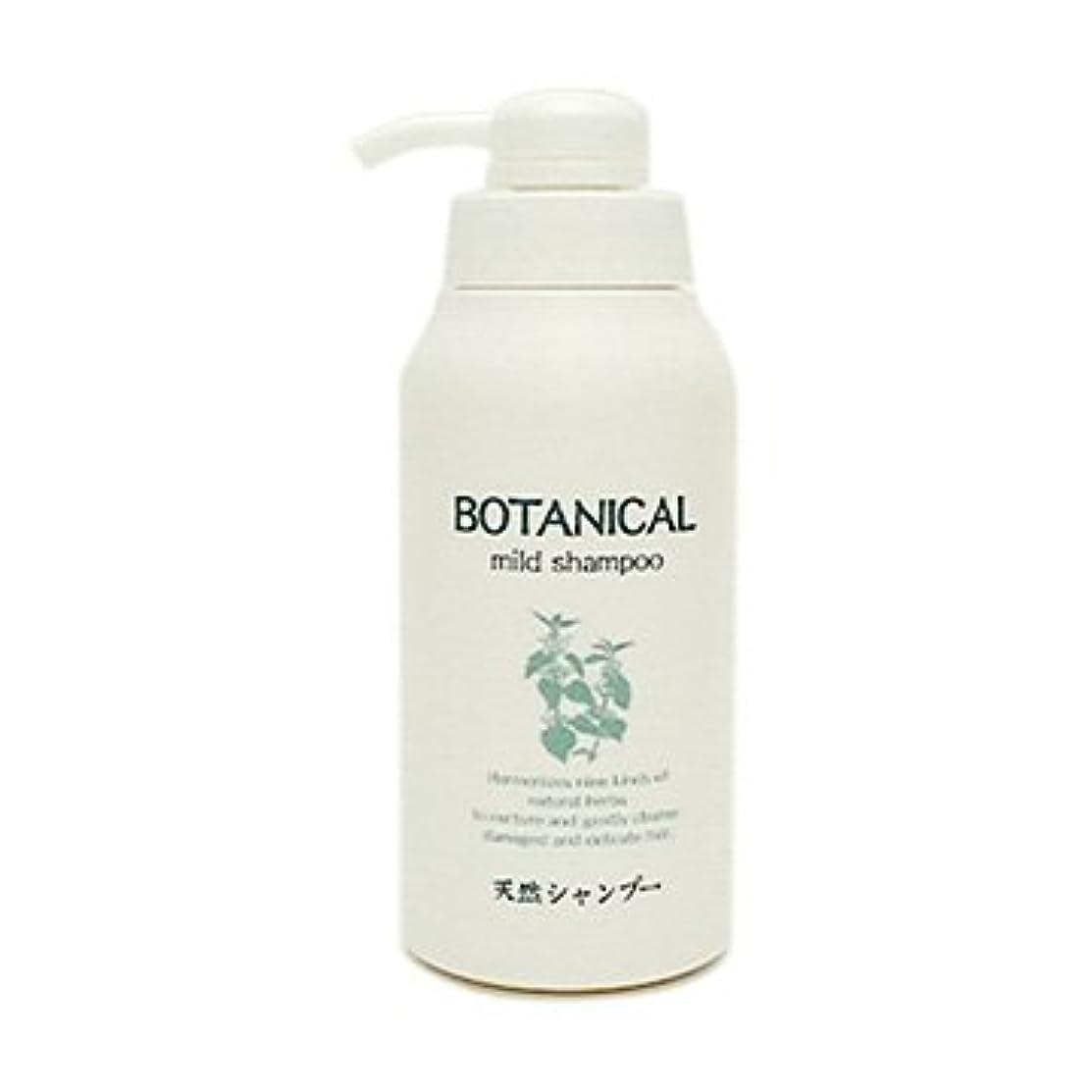 フタバ化学 BS ボタニカルシャンプー 容量400ml