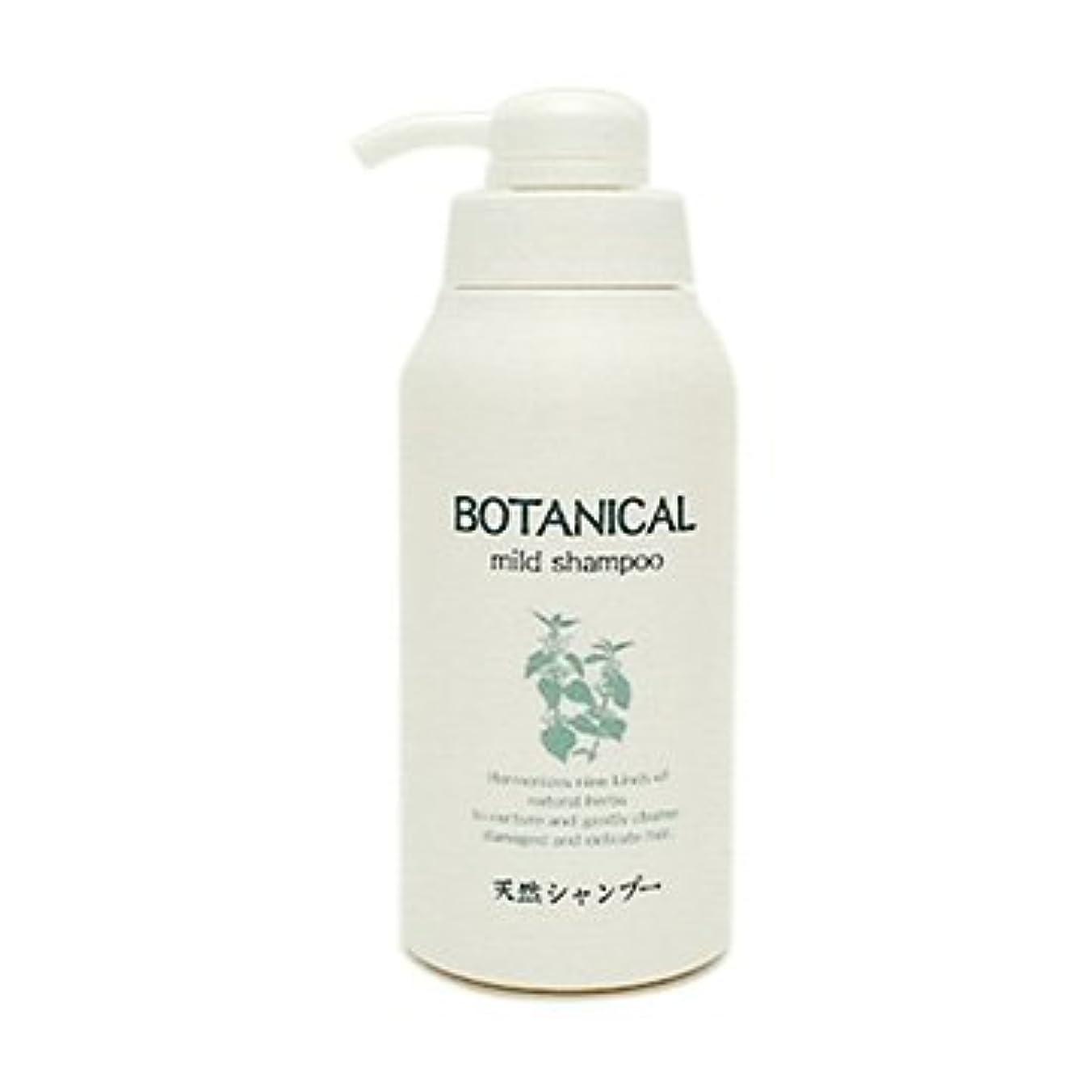 性格今高度なフタバ化学 BS ボタニカルシャンプー 容量400ml