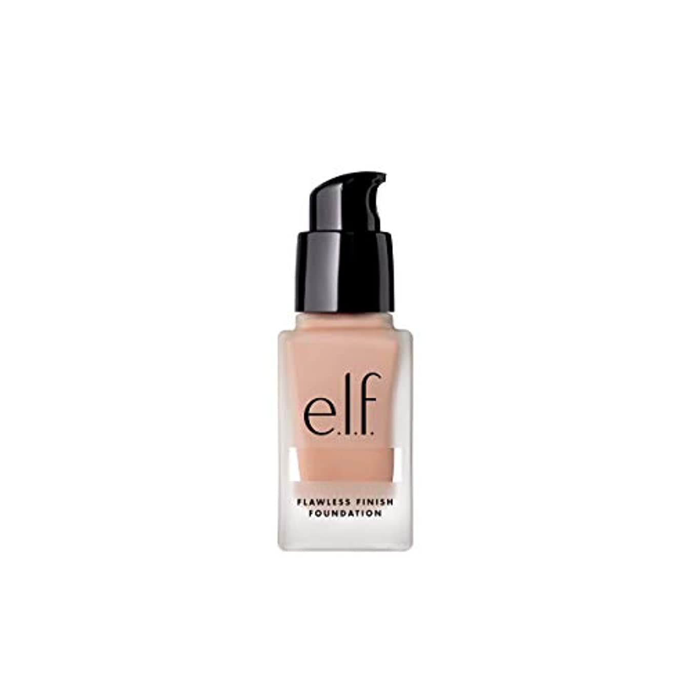 右拒絶する続けるe.l.f. Oil Free Flawless Finish Foundation - Alabaster (並行輸入品)